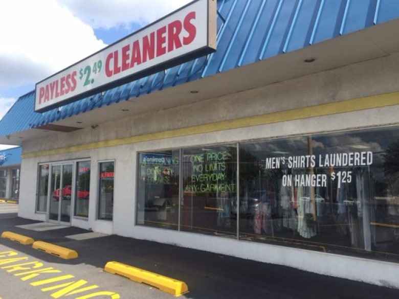 Payless Cleaners