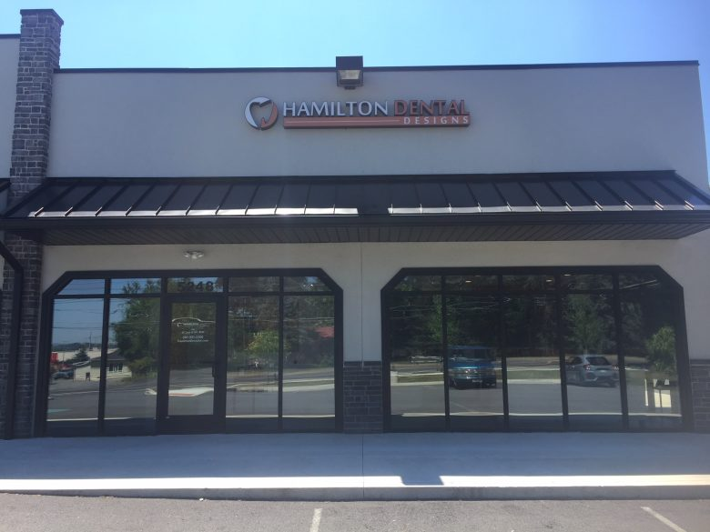 Hamilton Dental Design